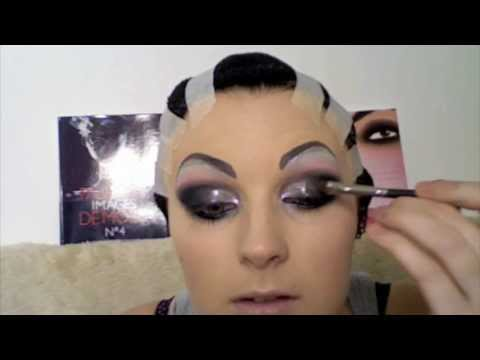 DRAG MAKE-UP TUTORIAL