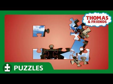 Thomas & Friends: Engine Puzzle #5 - UK
