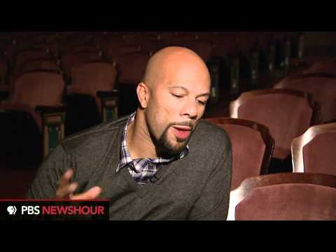 Extended Interview: Rapper Common talks to Jeffrey Brown