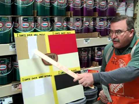 Glidden Duo Paint & Primer- The Home Depot