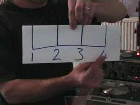COUNTING A BAR AND PHRASE IN  MUSIC VIDEO 5, RARE GROOVE.