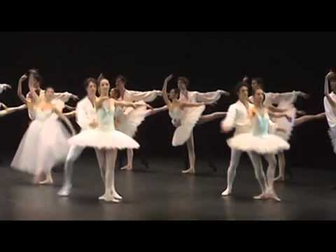 Paris Opera Ballet at Lincoln Center Festival 2012: Suite en Blanc