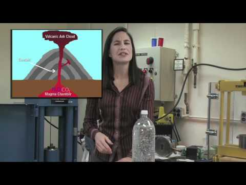 Volcanoes Under Pressure