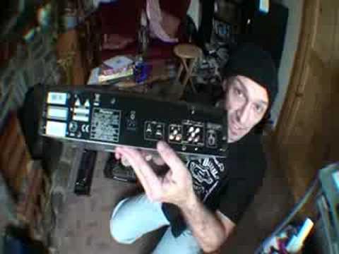 Pioneer MEP-7000, CDJ-400, DJS How does it all work???
