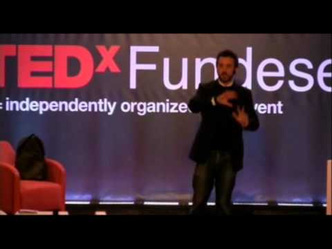 "TEDx Fundesem - Fernando de la Rosa ""Reinventing Business Education"""