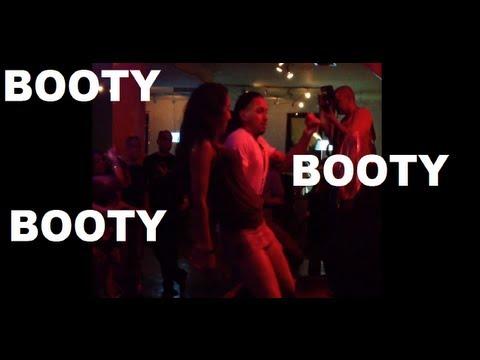 BOOTY Shakin.BODY Rollin, Club Footwork Erika & Alejandro Paso De Oro