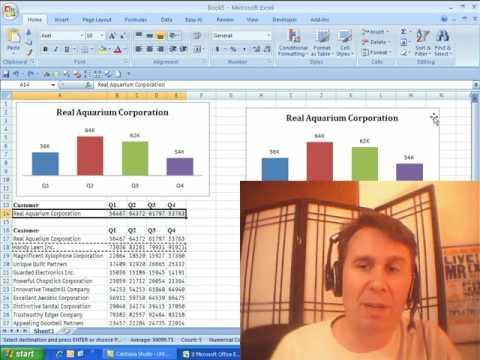 Mr Excel & excelisfun Trick 47: Unlink Chart