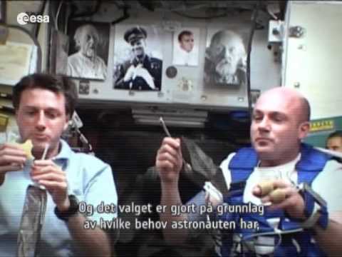 Feeding our future - nutrition on Earth and in space (Norske)