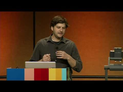 Google I/O 2011: Designing and Implementing Android UIs for Phones and Tablets