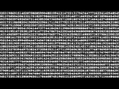 Pi 10,000 (extra footage)