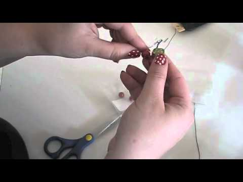 How to Make Vintage Inspired Earrings