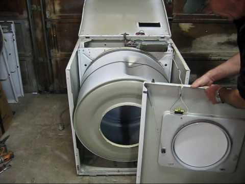 WHIRLPOOL DRYER REPAIR VIDEO 11