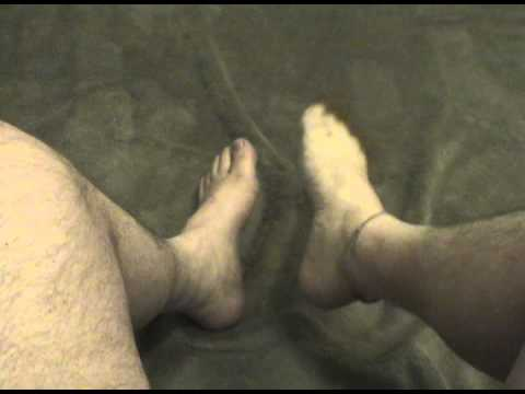 Peterzell's Phantom Limb Mirror Video: Illusory (egocentric) locus of control - 4 - R ankle