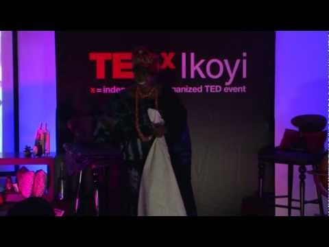 TEDxIkoyi - Nike Okundaye - Legacy in the Arts