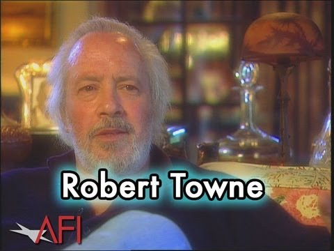 Writer Robert Towne on REAR WINDOW