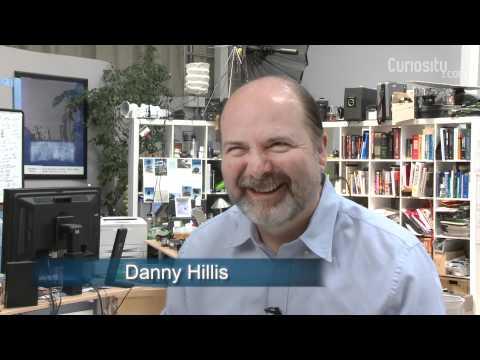 Danny Hillis: On Curiosity