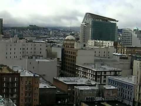 Cityscape in San Francisco, California