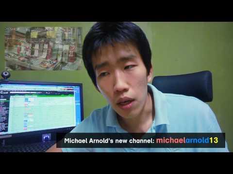 Love Korea? Support Michael Arnold!