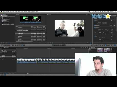Skimming. The New Way of Scrubbing - Final Cut Pro X
