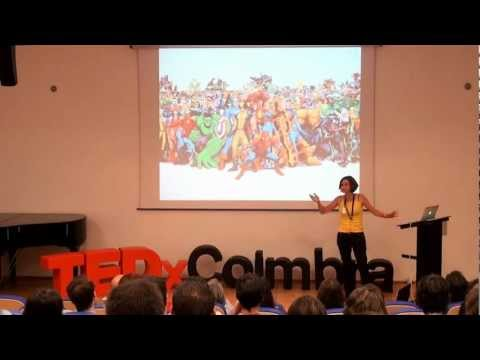TEDxCoimbraSalon - Catarina Lélis - What about power-users?