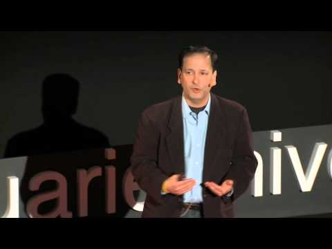 Connect To Be A Better You: Iggy Pintado at TEDxMacquarieUniversity