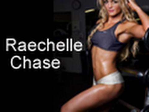 Exclusive Interview with Raechelle Chase, IFBB pro and Oxygen Cover Model