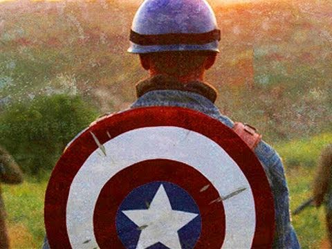 Captain America : THE FIGHTING AVENGER : BFX Original Short