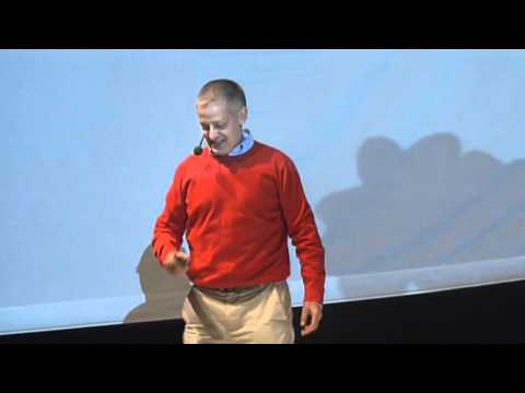 TEDxPrague -  John Raddall - The Time Machine