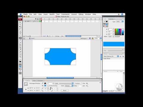 Flash Professional: Understanding Flash CS3's new features | lynda.com