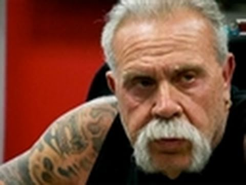 American Chopper- Senior on Reconciliation