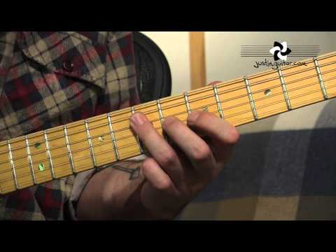 Lick #9: Jazzy 7th Rolls (Guitar Lesson LK-009) How to play