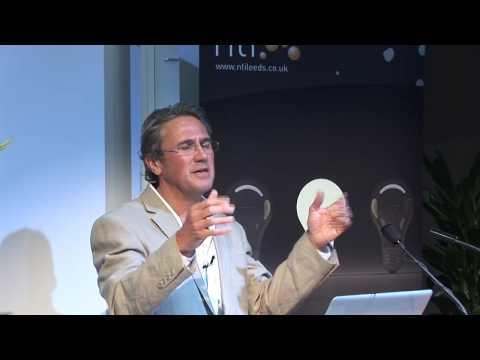 TEDxLeeds - Clive Grinyer - 09/10/09