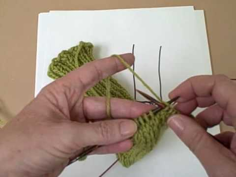 Kelley's Sock Class - Heel Turn