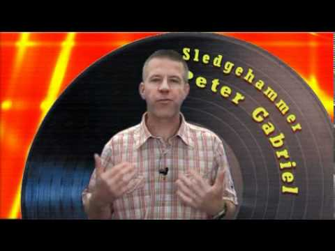 "Hits in History: ""Sledgehammer"" - Peter Gabriel"