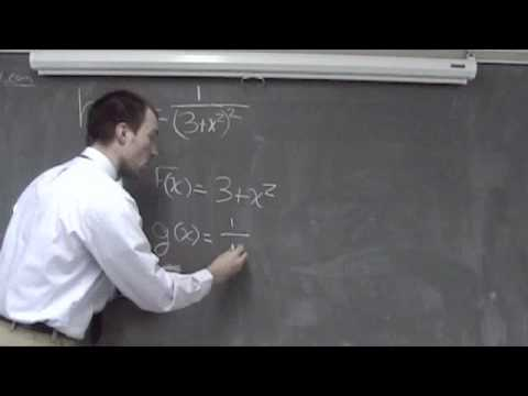 Decomposing Functions into f(g(x))