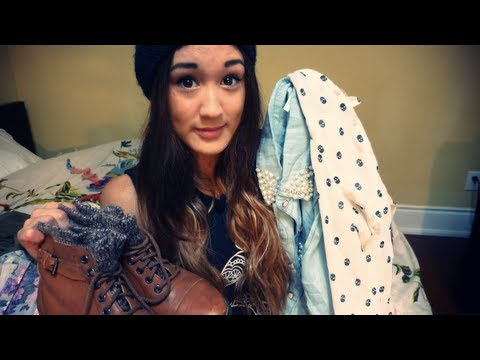 Fall Clothes Haul: Brandy Melville, GoJane, UO etc!