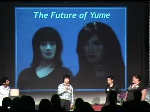 TEDxUniPittsburgh - the Yume project - What Artists Can Bring to the Android Design Process