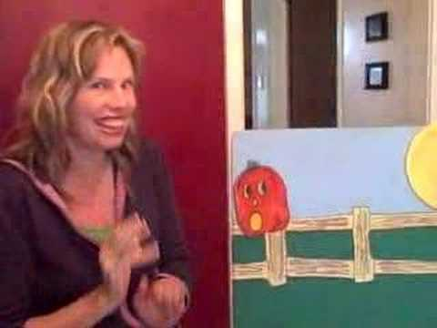 Halloween Five Little Pumpkins Children Felt Board Activity | Cullen's Abc's