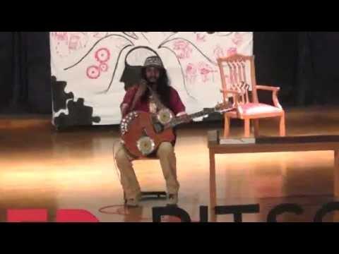 TEDxBITSGoa - Benny Prasad - A journey across the world