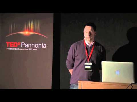 TEDxPannonia 2011 - Bernd Bodiselitsch - The memory of isotopes