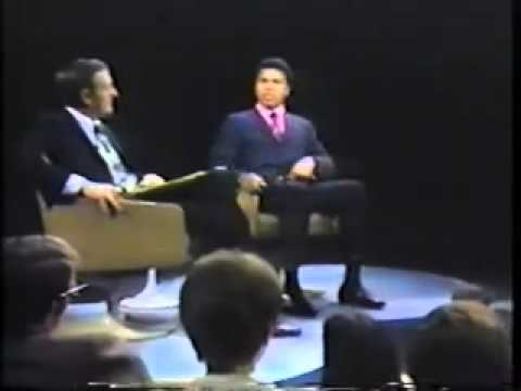 Muhammad Ali Interviewed by William F. Buckley (December 12, 1968)