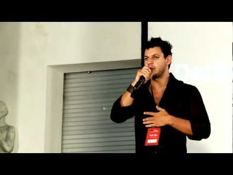 TEDxUbud - Tah Riq Amawi - Taking a Leap: From Desktop to Rooftop