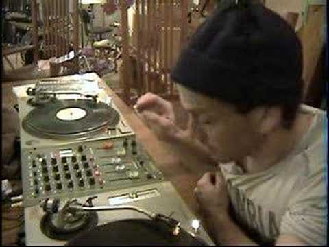 Dj Tutor, Phase on turntables without an expensive mixer!