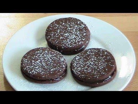 Chocolate Ganache Cookies - RECIPE