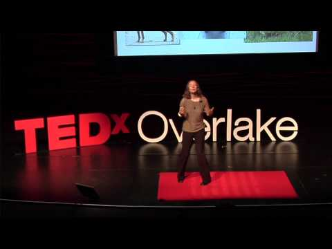 "TEDxOverlake - Larysa Slobodian - Leadership Lessons that I learned from ""?"""