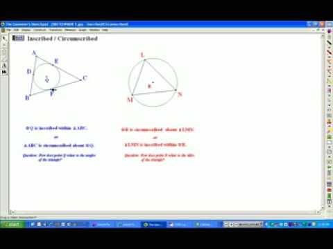 Lesson 81 Circle Terminology