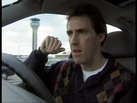 Flight Delayed - Marion and Geoff - BBC