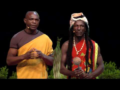 TEDxMaastricht Edje Alingo Doekoe: A blessing from the heartlands of Suriname