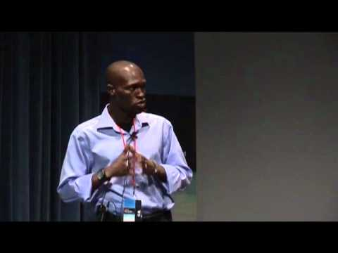 OB SISAY - The face of Africa is changing - TEDxBermuda April 2011