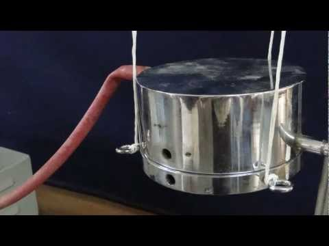 Lees Disc Apparatus (Amrita University-Virtual Lab)